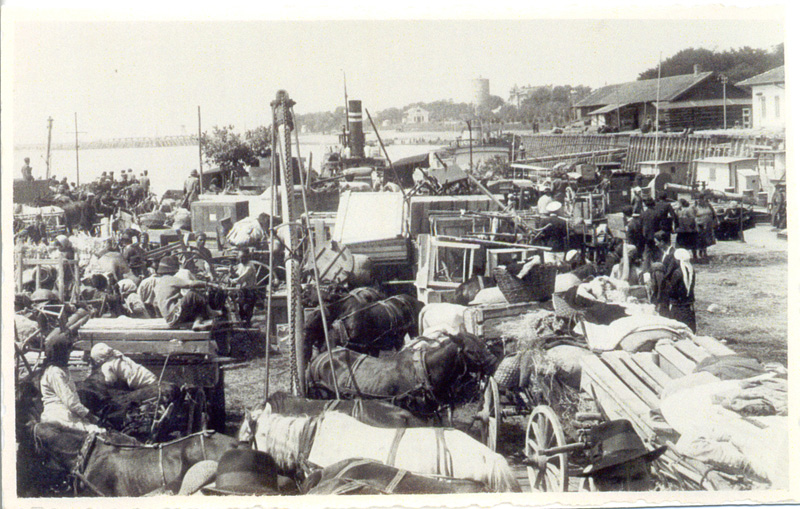 Tratatul de la Craiova - Refugiati din Cadrilater - foto: Refugiati-din-Cadrilater1