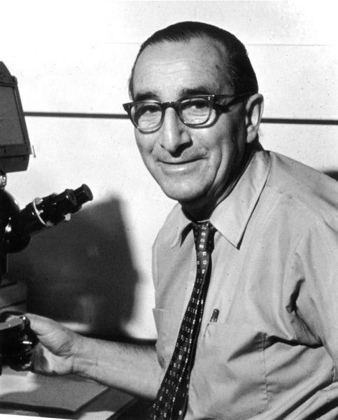 Guido Pontecorvo, from his years at the Imperial Cancer Research Fund, 1968-80-foto: en.wikipedia.org