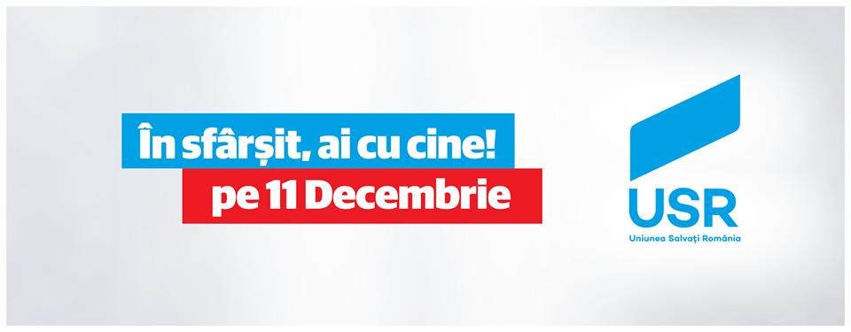 Uniunea Salvați România - foto: facebook.com