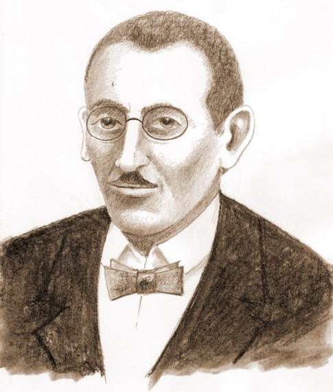 Ştefan Nosievici (n. 1 decembrie 1833: Boian - m. 12 noiembrie 1869), compozitor - foto: dragusanul.ro