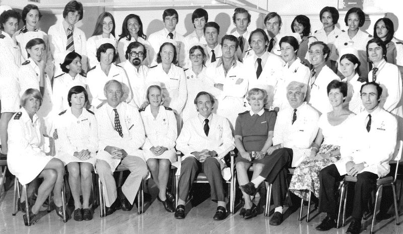 History of the Chris Barnard Division of Cardiothoracic Surgery - foto: cts.uct.ac.za