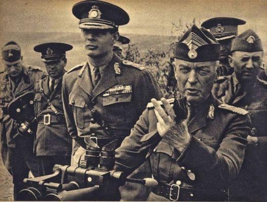 Regele Mihai I și Ion Antonescu în 1941- foto preluat de pe ro.wikipedia.org