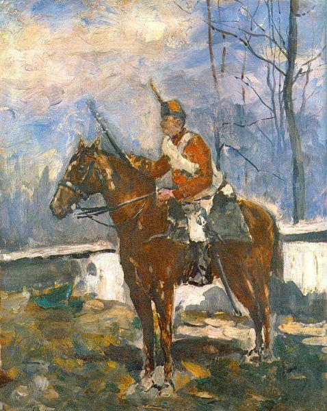 Roșiorul - de Ștefan Luchian - foto preluat de pe ro.wikipedia.org