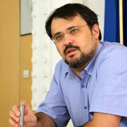 Cristian Ghinea - Deputat Uniunea Salvați România - foto: facebook.com