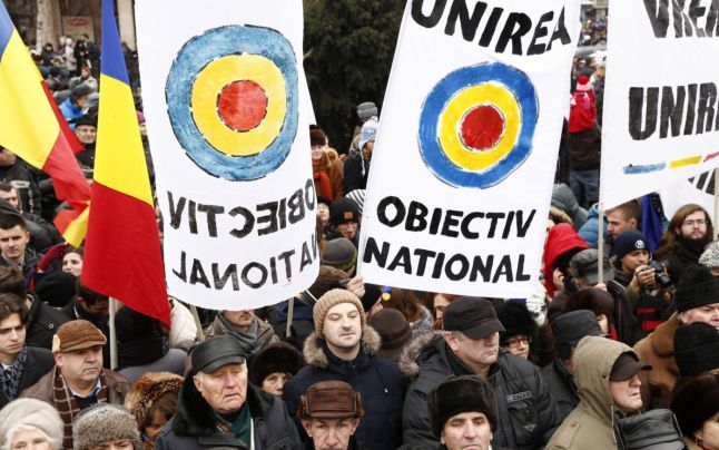 Unirea - obiectiv naţional? - foto: adevarul.ro