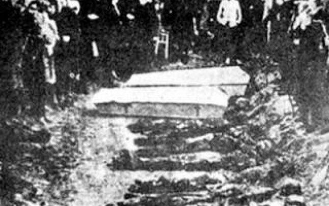 Masacrul de la Fântâna Albă (1 aprilie 1941) - foto: adevarul.ro