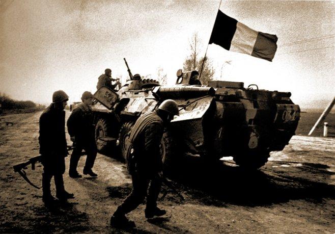 Bătălia de la Tighina (19 - 22 iunie 1992) - Parte din Războiul din Transnistria - foto preluat de pe www.ziaristionline.ro