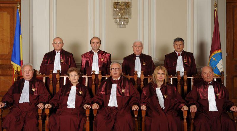 Curtea Constituţională - foto: vivafm.ro