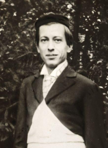 Nicolae Paulescu in Paris in 1897 - foto preluat de pe en.wikipedia.org