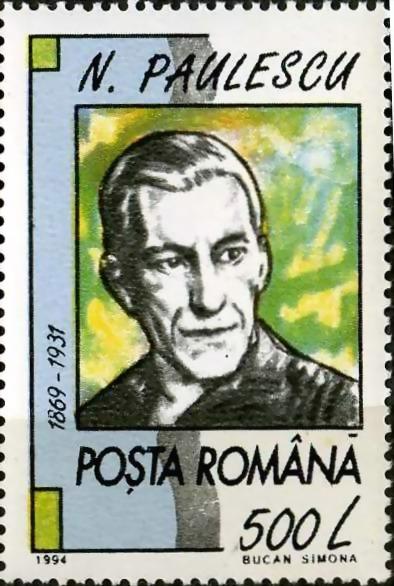 Nicolae Paulescu (1869 – 1931) om de știință român, medic și fiziolog, descoperitorul Insulinei - foto preluat de pe en.wikipedia.org
