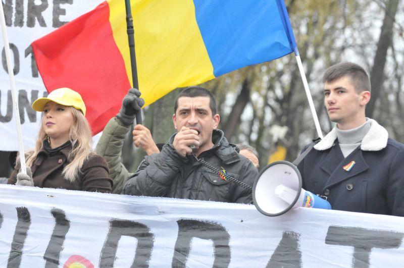Marsul Unirii - Chișinău (2 decembrie 2017) - foto preluat de pe facebook.com