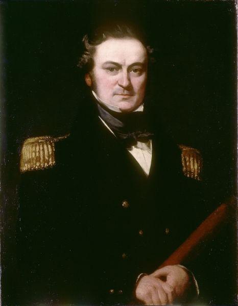 Rear-Admiral Sir William Edward Parry (19 December 1790 – 8 July 1855) - foto preluat de pe en.wikipedia.org