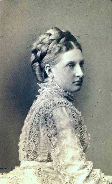Infanta Antónia a Portugaliei - Prințesă de Hohenzollern (n. 17 februarie 1845 – 27 decembrie 1913) - foto preluat de pe en.wikipedia.org