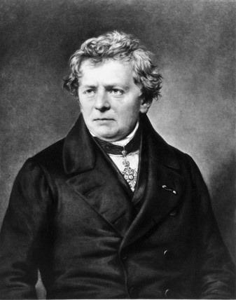 Georg Simon Ohm (n. 16 martie 1789, Erlangen – d. 6 iulie 1854, München) a fost un fizician și educator german - foto preluat de pe ro.wikipedia.org