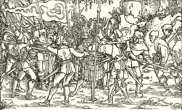 Războiul țărănesc condus de Gheorghe Doja (9 aprilie - 15 iulie 1514)  - foto preluat de pe ro.wikipedia.org
