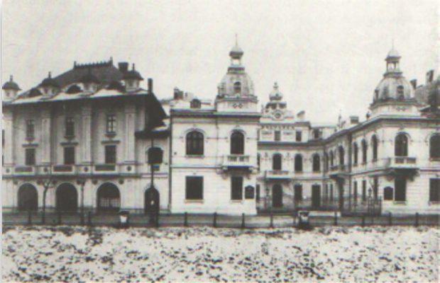 Spitalul de Urgență București (1933) - foto preluat de pe www.libertatea.ro