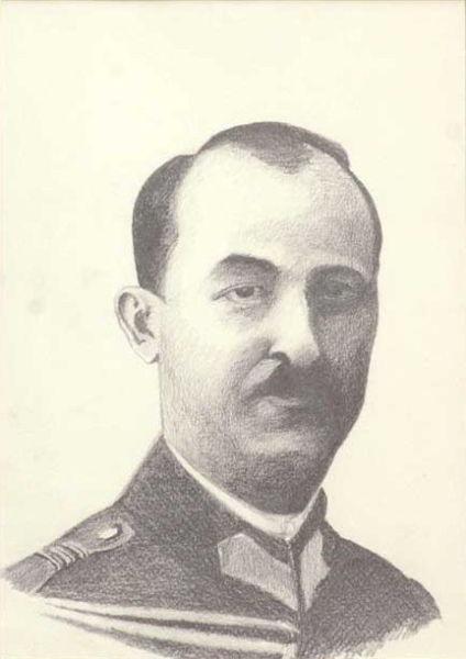 Ioan Bengliu (n. 1881 - d. 26 noiembrie 1940, Jilava) a fost un general român, care a îndeplinit funcția de comandant al Jandarmeriei Române (1938 și 1940) - foto preluat de pe ro.wikipedia.org