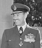 Air Marshal Charles Roy Slemon (7 November 1904 – 12 February 1992), known as Roy Slemon, was the Royal Canadian Air Force's Chief of the Air Staff from 1953 to 1957. In 1957 he was appointed as the first Deputy Commander of NORAD - foto preluat de pe en.wikipedia.org