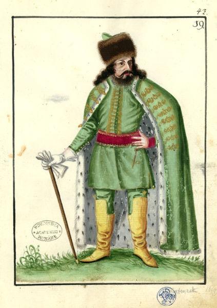 Johann Sachs von Harteneck, nume la naștere Johann Zabanius (n. 1664, Eperjes, Ungaria, în prezent Prešov, Slovacia - d. 5 decembrie 1703, Sibiu), a fost un om politic din Transilvania, comite al sașilor în perioada 1691-1703 - foto preluat de pe ro.wikipedia.org
