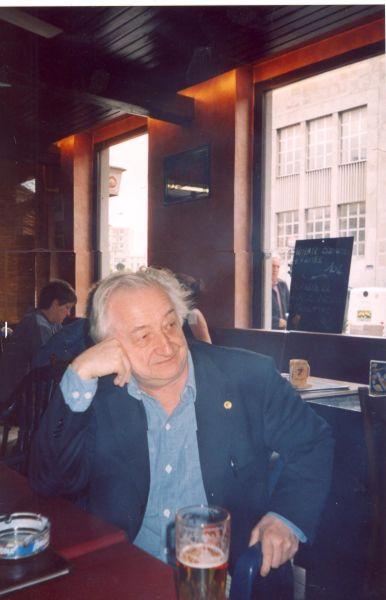 Dumitru Ţepeneag (n. 14 februarie 1937, Bucureşti, România) este un prozator român-francez contemporan stabilit la Paris - foto preluat de pe ro.wikipedia.org