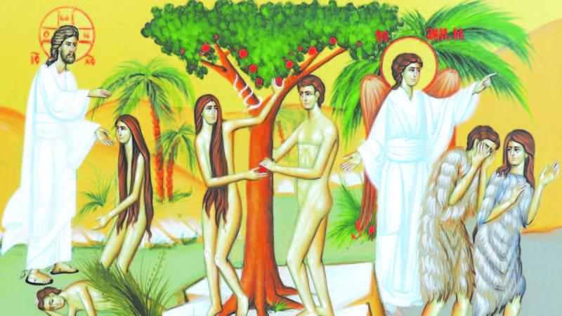 Duminica Izgonirii lui Adam din Rai - foto preluat de pe basilica.ro