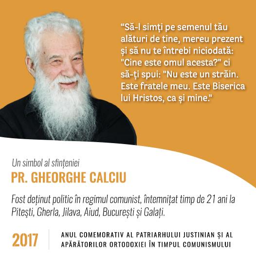 Gheorghe Calciu-Dumitreasa – 7 cuvinte către tineri – Să zidim biserici! (cuvântul 2) – 15 martie 1978 - foto preluat de pe gheorghecalciu.ro