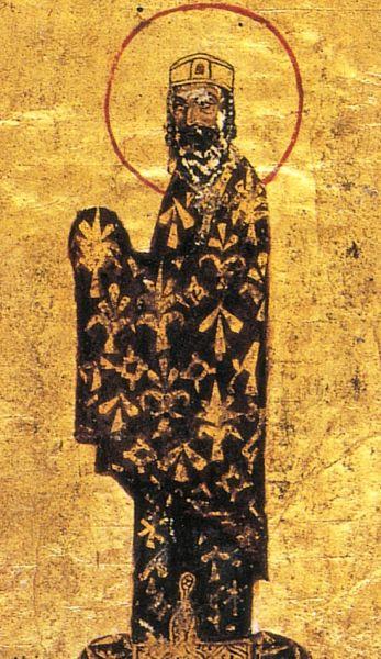Alexie I Comnenul (n. 1048 - d. 1118) a fost împărat bizantin între anii 1081 - 1118 - foto preluat de pe ro.wikipedia.org