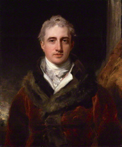 Robert Stewart, 2nd Marquess of Londonderry (18 June 1769 – 12 August 1822) - foto preluat de pe en.wikipedia.org
