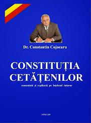 Constituția Cetățenilor - Coperta 1
