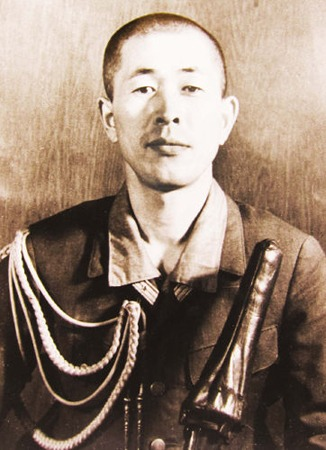 Major Kenji Hatanaka (28 March 1912 – 15 August 1945) - foto preluat de pe en.wikipedia.org