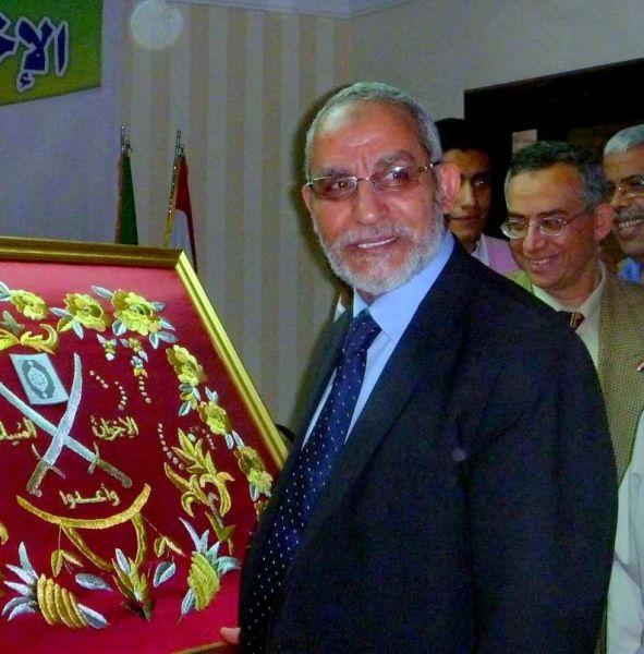 Mohammed Badie (born 7 August 1943) - foto preluat de pe en.wikipedia.org
