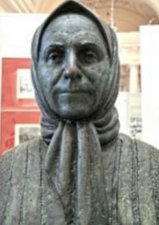 Anița Nandriș-Cudla (n. 1904, Mahala, Austro-Ungaria – d. 30 august 1986) țărancă română din Bucovina de Nord, cunoscută pentru că a lăsat una dintre cele mai importante mărturii scrise despre calvarul trăit în Gulagul sovietic - foto - crestinortodox.ro