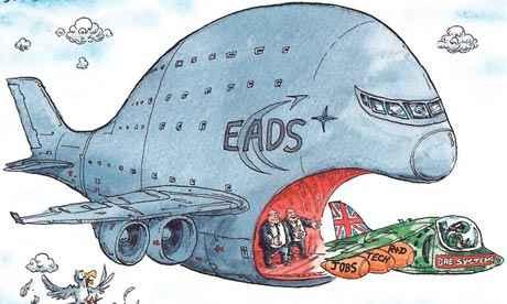 EADS-scandal