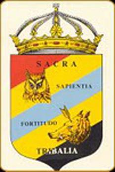 Stema Tribaliei cu deviza : Sacra Sapientia Fortitudo Tribalia - foto - cersipamantromanesc.com