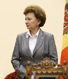 Zinaida Greceanîi (n. 7 februarie 1956, satul Metalist, regiunea Tomsk, Federația Rusă) politiciană și economistă din Republica Moldova - foto - ro.wikipedia.org