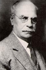 Edwin Herbert Hall ['hɔːl] (n. 7 noiembrie 1855, Great Falls, Maine — d. 20 noiembrie 1938, Cambridge,Massachusetts), fizician american. În 1879 descoperă ceea ce mai târziu se va numi Efectul Hall - foto: cersipamantromanesc.wordpress.com