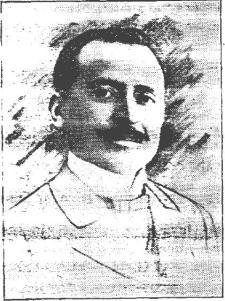George Tutoveanu (născut ca Gheorghe Ionescu)(n. 20 noiembrie 1872, Bârlad - d. 18 august 1957, Bârlad), fiul lui Gheorghe (1835-1888) și al Ecaterinei (n. Pașcanu, 1839-1921). poet român - foto: cersipamantromanesc.wordpress.com