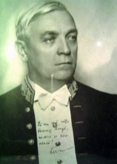 Liviu Rebreanu (n. 27 noiembrie 1885, Târlișua, Bistrița-Năsăud – d. 1 septembrie 1944, Valea Mare, Argeș), prozator și dramaturg român, membru al Academiei Române - foto: cersipamantromanesc.wordpress.com