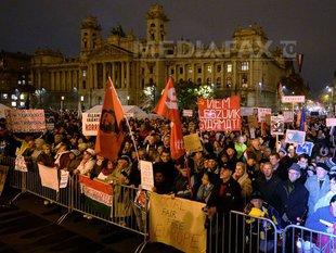 manifestatie-budapesta-afp