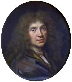 Jean-Baptiste Poquelin, cunoscut mai bine ca Molière (15 ianuarie 1622 – 17 februarie 1673), a fost un scriitor francez de teatru, director și actor, unul dintre maeștrii satirei comice - foto: ro.wikipedia.org
