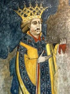 Petru Rareș (n. 1483 - d. 3 septembrie 1546, Suceava) domn al Moldovei de două ori, prima dată între 20 ianuarie 1527 și 18 septembrie 1538, iar a doua oară între 19 februarie 1541 și 3 septembrie 1546 - foto: cersipamantromanesc.wordpress.com