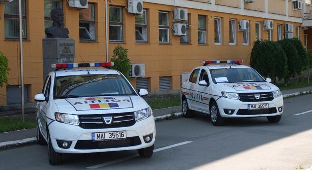 Politia-Timis