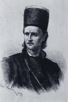 Tudor Vladimirescu (n. 1780, Vladimir - d. S.V. 7 iunie 1821 Târgoviște) a fost o figură emblematică pentru istoria Țării Românești la începutul secolului al XIX-lea, fiind conducătorul Revoluției de la 1821 și al pandurilor - foto: cersipamantromanesc.wordpress.com