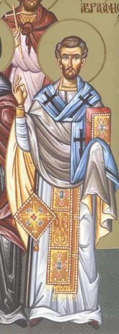 Sfântul Cuvios Avraam. Prăznuirea sa de către Biserica Ortodoxă se face la data de 14 februarie - foto: doxologia.ro