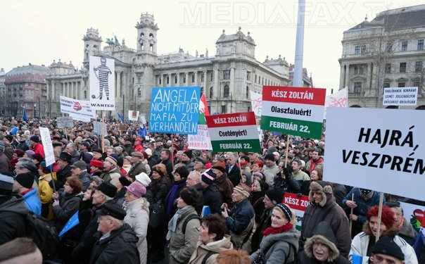 proteste-budapesta5-afp