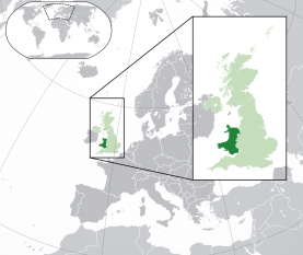 Țara Galilor (engleză Wales, galeză Cymru, este una dintre cele patru țări tradiționale care formează Regatul Unit. Capitala sa este Cardiff - foto: ro.wikipedia.org