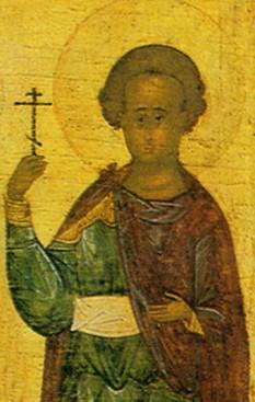 Sfântul Mucenic Sabin Egipteanul. Prăznuirea sa în Biserica Ortodoxă se face la 16 martie - foto: crestinortodox.ro