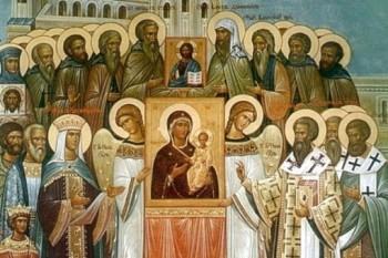 Duminica Ortodoxiei - restabilirea cultului Sfintelor Icoane - foto: crestinortodox.ro