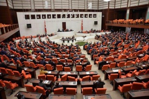 parlamentul turc