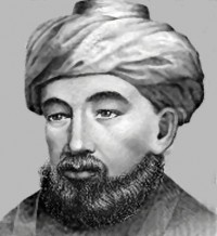 Moise Maimonide (n. 30 martie 1135, Córdoba - d. 13 decembrie 1204, Fustat, azi Cairo), filosof, medic și teolog evreu din Evul Mediu, născut în Spania (Andaluzia) și stabilit în Egipt - foto: cersipamantromanesc.wordpress.com